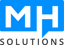 MH Solutions logo